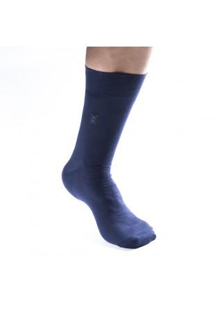 Мъжки луксозни памучни чорапи без еластан