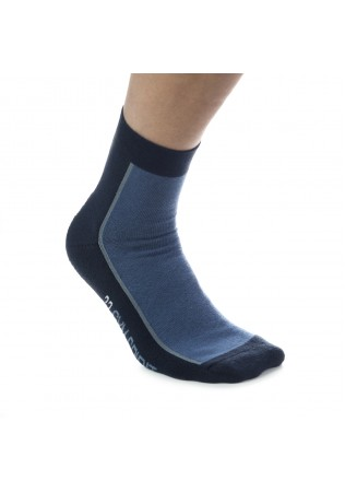 Мъжки памучни чорапи-полуплюш