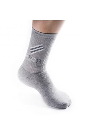 Мъжки памучни чорапи Спорт полуплюш