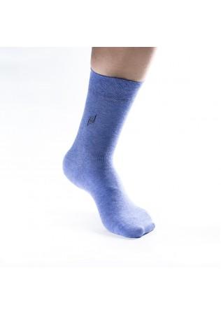 Мъжки луксозни памучни чорапи с еластан