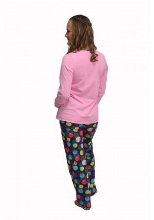 NEW Дамска памучна пижама-Paris