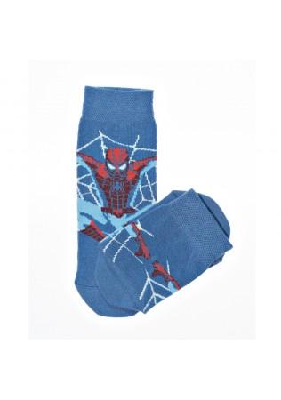 Детски памучни чорапи за момче-картинка-размер 27-30