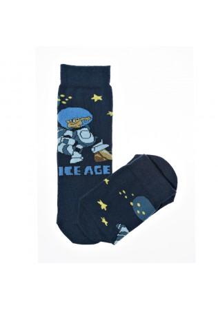 Детски памучни чорапи за момче-картинка-размер 31-34